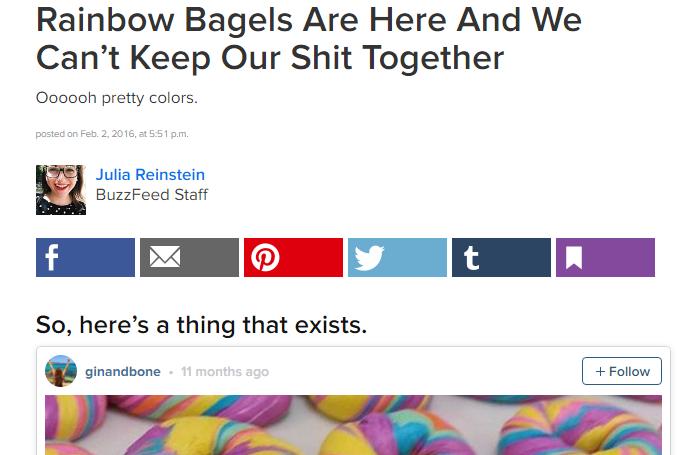 rainbow-bagel